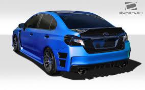 subaru wrx spoiler 2016 duraflex 109960 2015 2016 subaru wrx duraflex nbr concept body