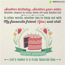 friends birthday greetings collection