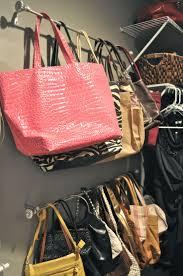 82 best bag storage images on pinterest handbag storage closet