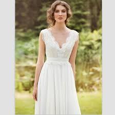 chiffon wedding dresses white chiffon wedding dress biwmagazine