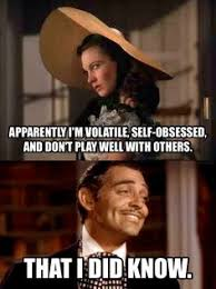 Wind Meme - gone with the wind on pinterest rhett butler meme and printable