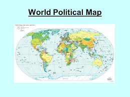 map types how are different types of maps distinguished ppt