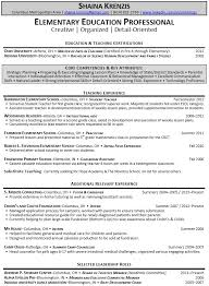 Resume Samples For Teacher by Teacher Resume Objective Statement Examples