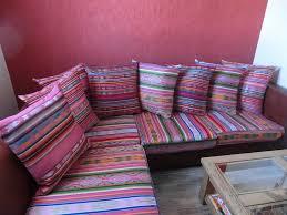 coussin canap sur mesure housse coussin canapé sur mesure canapé idées de décoration de