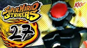 super mario strikers super bowser cup 27 nintendo gamecube