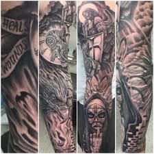 turbo tattoo sleeve richard immortal art studio custom tattoo studio