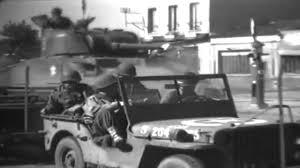 black military jeep liberation of paris france 08 25 1944 full youtube