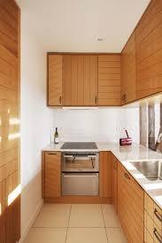 cuisine en bois design cuisine moderne pays idees de decoration