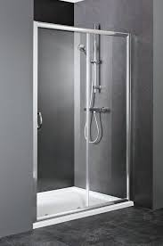 Bathroom Shower Door Replacement by Sliding Shower Doors As Great Choice To Save Bath Space Traba Homes