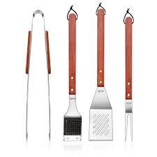 amazon com barbecue tool sets patio lawn u0026 garden