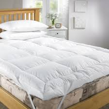 pillow bed topper bed bath ultimate comfort using feather bed topper
