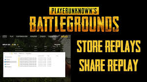 pubg replay controls pubg replay system save and share replays youtube