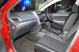 New Avanza Interior Toyota Grand New Avanza Front Quarter 1 At The 2015 Iims