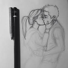 best 25 kissing drawing ideas on pinterest boy and drawing