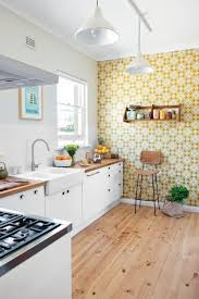 modern kitchen wallpaper ideas best 25 yellow kitchen wallpaper ideas on print