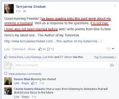 Seeking Not Married I Am Not Married And Neither Am I Seeking A Husband Terryanne