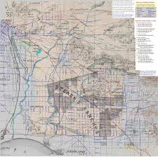 Cal State Dominguez Hills Map by History Of Anaheim Streets Myrons Mopeds