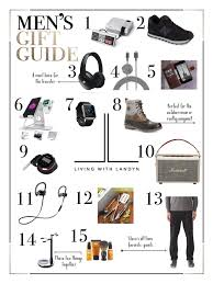holiday gift guide for men u2014 living with landyn