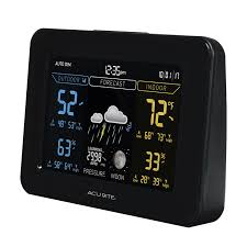 amazon com acurite 02027 color weather station with temperature