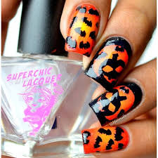 17 cool halloween nail art ideas that will give you chills style
