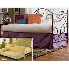 daybed twin bed pop up trundle frame rail