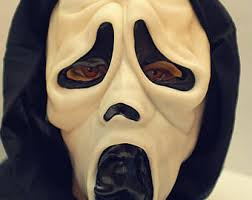 Scream Halloween Costume Brandon James Mask Version 3