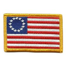 State Flag Velcro Patches 2