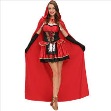 Halloween Costumes Girls Size 14 16 Aliexpress Buy 2017 Quality Red Riding Hood