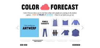 Current Color Trends by Color Forecasting In Real Time Thinking On Paper