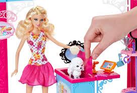 barbie malibu ave pet boutique doll