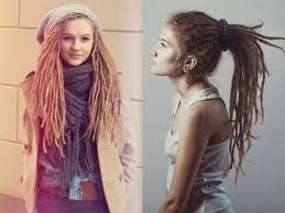 hair styles for women with medium dred locks female dreads hairstyles for the most daring ones hairstyles