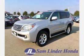 lexus gx470 cargo space used 2010 lexus gx 460 for sale pricing features edmunds