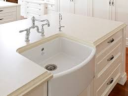 Belfast Sink In Bathroom Contemporary Waterside Kitchen Sink Shaws Of Darwen