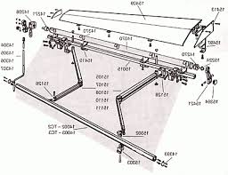 Horizon Awning Parts Rv Awning Parts Diagram Exploded Parts View Faulkner Rv Awning