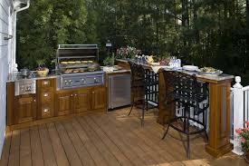 Wonderful Backyard Grill Ideas Modern Backyard Outdoor Kithen - Backyard grill designs