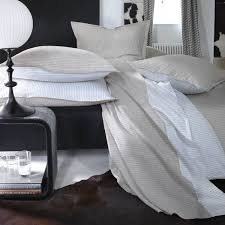 alexandre turpault camara linen cotton striped bedding