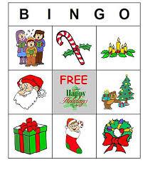 free printable christmas cards no download 11 free printable christmas bingo games for the family