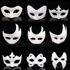 masquerade masks wholesale aliexpress buy 10pcs diy painted mask masquerade