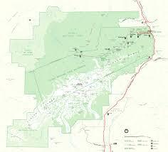 denali national park map denali national park alaska