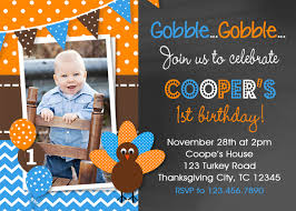 turkey birthday invitation turkey birthday invitation