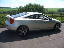 toyota celica vvti for sale used toyota celica 1 8 vvti 3dr for sale in salisbury wiltshire