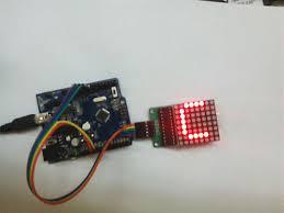 red matrix gif file max7219 8x8 matrix display module red dot9 gif elecrow