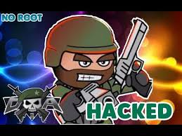 doodle army apk doodle army 2 mini militia mod apk get unlimited ammunitions