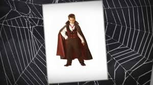 vampire halloween costumes for kids youtube
