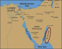 middle east map moses time 1 the birth and call of moses exodus 1 4 from moses the