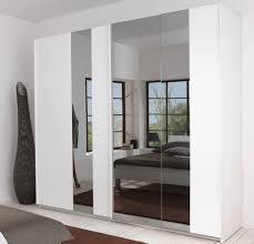 Schlafzimmerschrank Cabinet Kleiderschrank Weiß Mit Spiegel Ikea Grafffit Com