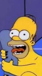 Homer Meme - dumb question but what episode scene is the homer tongue meme from