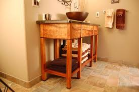 hand made bathroom vanity by mcfinn designs custommade com