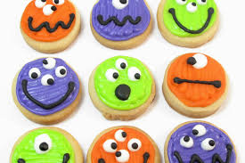 Sugar Cookie Halloween by Halloween Party Treats Diy Mama