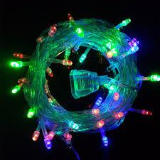 2pcs lot 10m 50 leds led string lights fairy christmas lights